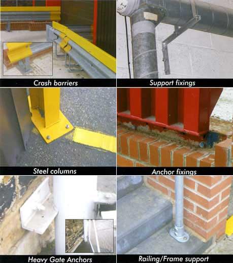 Chemical Anchors Resin Anchors Anchor Adhesives Anchor