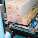 Drilling large holes in wood