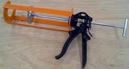 Skeleton Gun - 1000cc - single tube