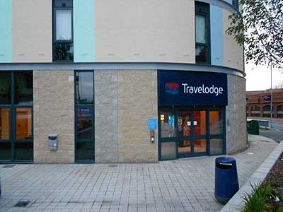 Travel Lodge completely treated with Owatrol Oil and Deco Finish